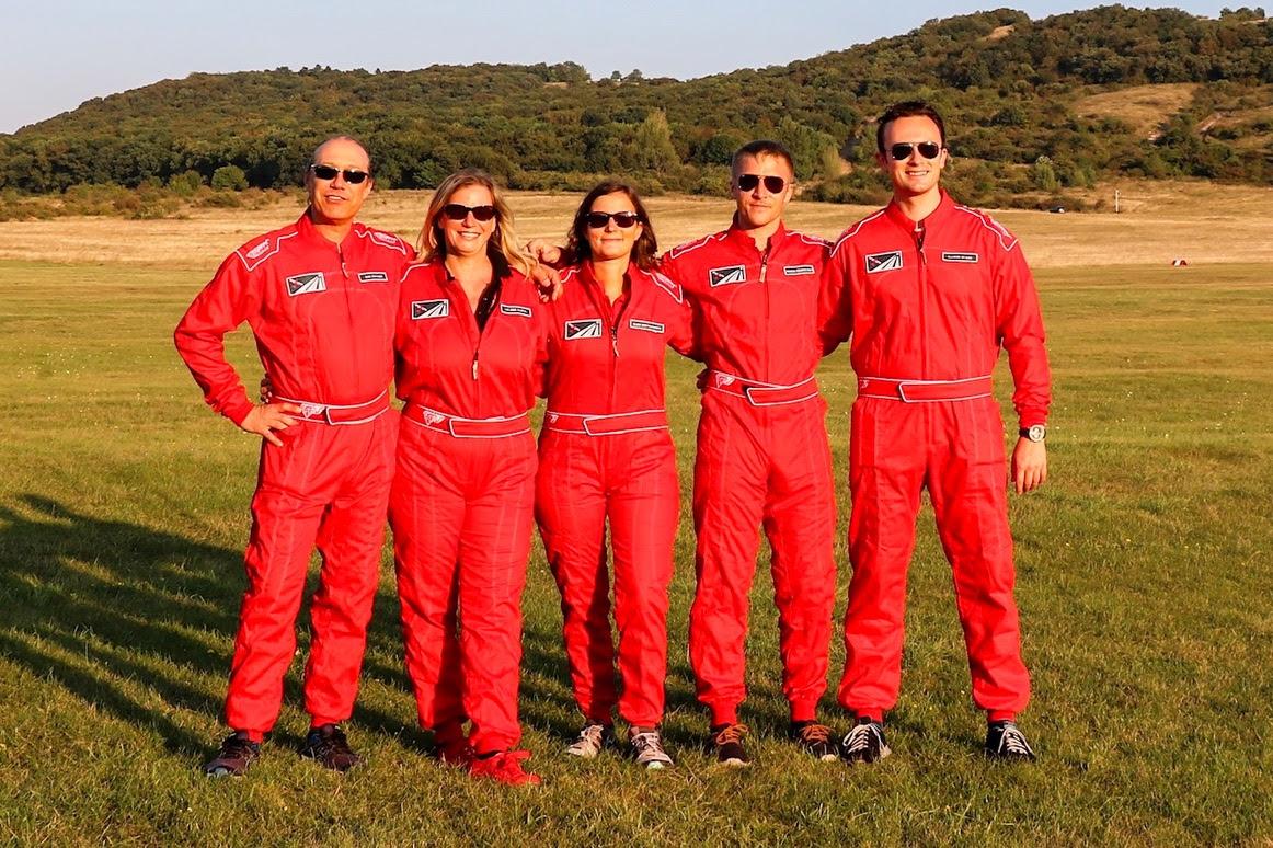 3fly-Aerobatic Team bei den Österreichischen Meisterschaften im Kunstflugn im